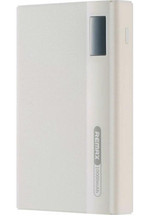 POWER BANK REMAX LINON PRO 10000mAh RPP-53 WHITE