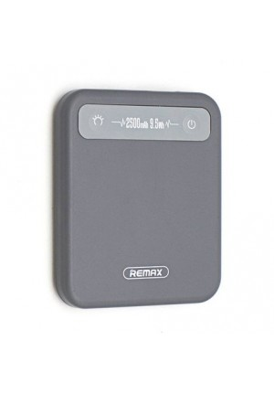 POWER BANK REMAX PINO 2500mAh RPP-51 GREY