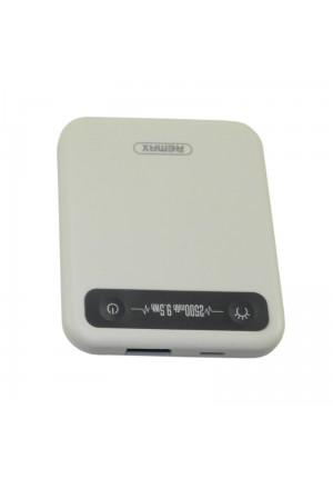 POWER BANK REMAX PINO 2500mAh RPP-51 WHITE