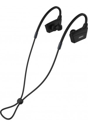 BLUETOOTH EARPHONES REMAX RB-S19 BLACK