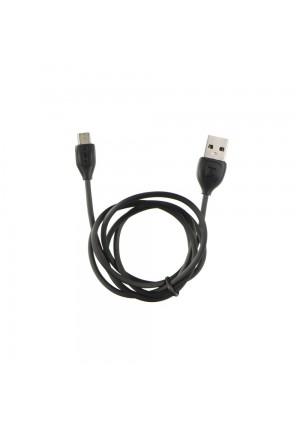 Καλώδιο Φόρτισης Cable Remax RC-050i Micro USB Black (6954851258681)