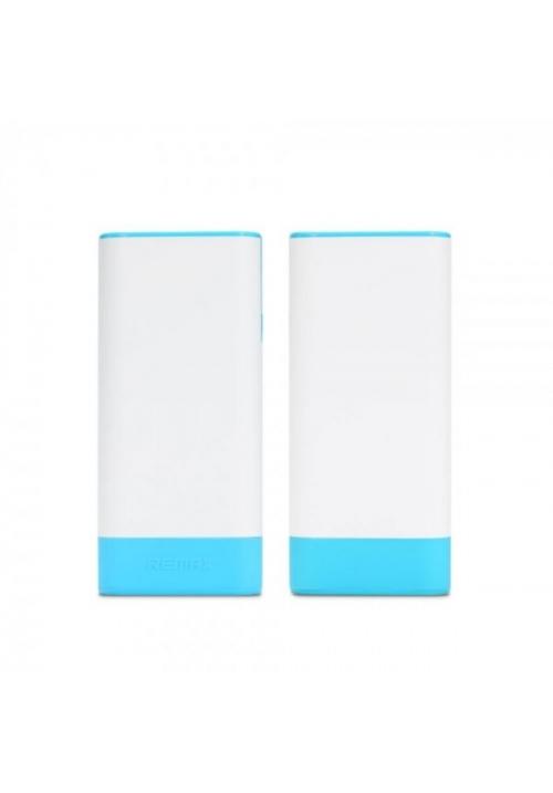 POWER BANK REMAX YOUTH 10000mAh RPL-19 WHITE/BLUE