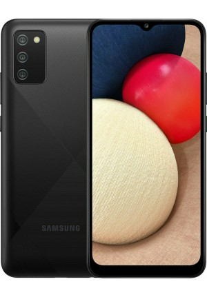 SAMSUNG GALAXY A02s A025G/DSN 32GB 3GB DUAL BLACK EU
