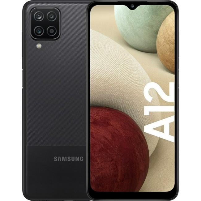 SAMSUNG GALAXY A12 A125 32GB 3GB DUAL BLACK EU