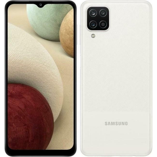 SAMSUNG GALAXY A12 A127 32GB 3GB NACHO DUAL WHITE EU