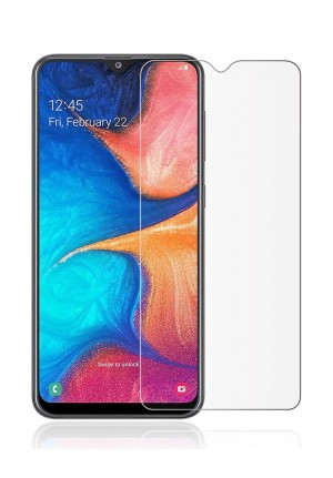 TEMPERED GLASS 9H FOR SAMSUNG A20S