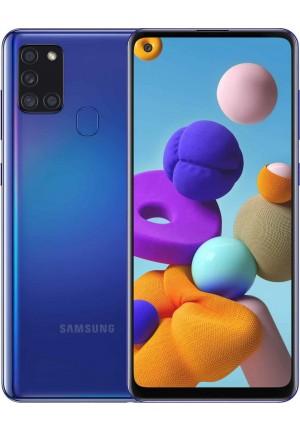 SAMSUNG GALAXY A21S A217 64GB 4GB DUAL BLUE EU