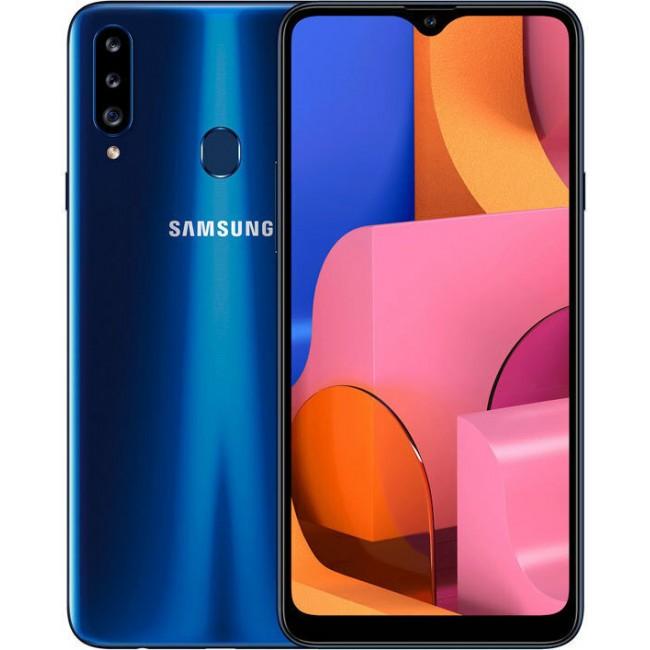 SAMSUNG GALAXY A20s A207 32GB DUAL BLUE EU