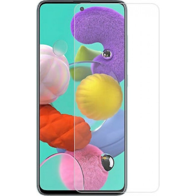TEMPERED GLASS 9H FOR SAMSUNG GALAXY A21S 2.5D