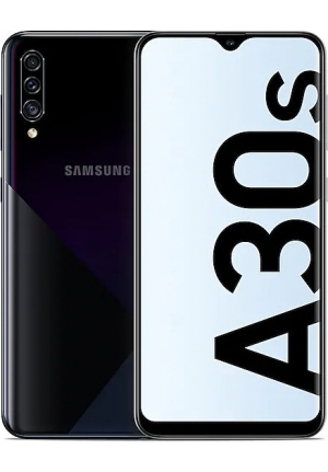 SAMSUNG GALAXY A30S A307 64GB DUAL BLACK EU
