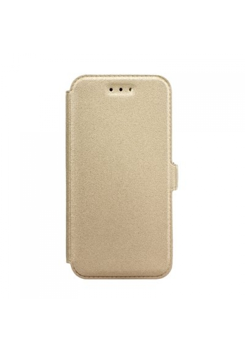 Θήκη για Samsung A5 2017 Book Pocket Gold