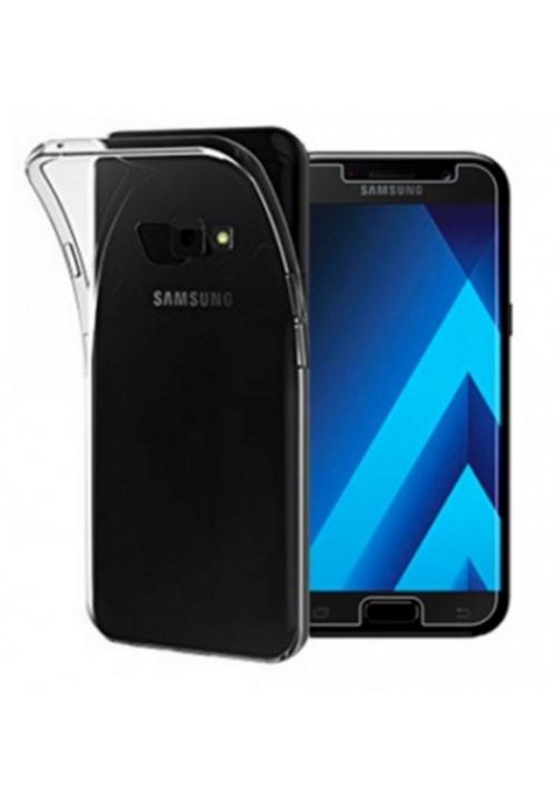 Θήκη για Samsung J3 2017 Tpu Clear και Tempered Glass
