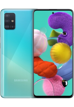 SAMSUNG GALAXY A51 A515 128GB DUAL BLUE EU