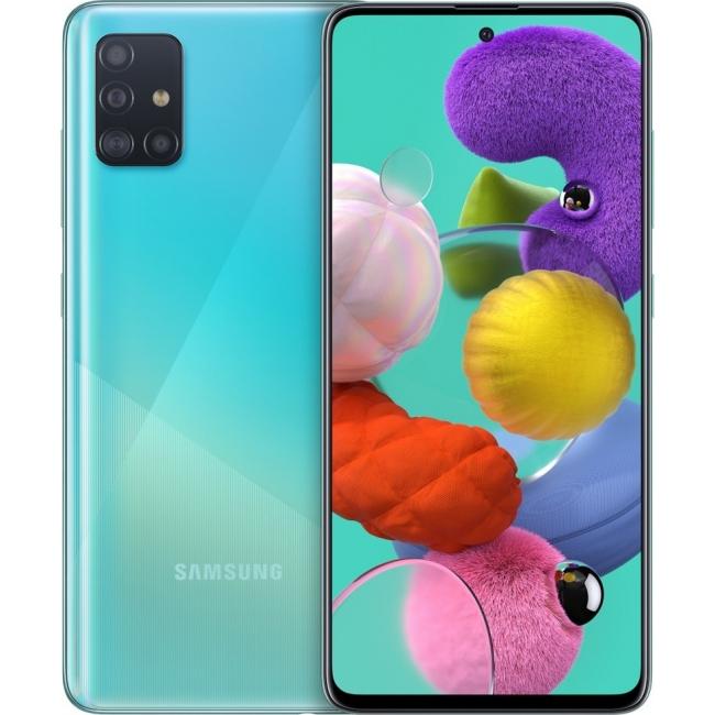 SAMSUNG GALAXY A51 A515 128GB DUAL BLUE EU