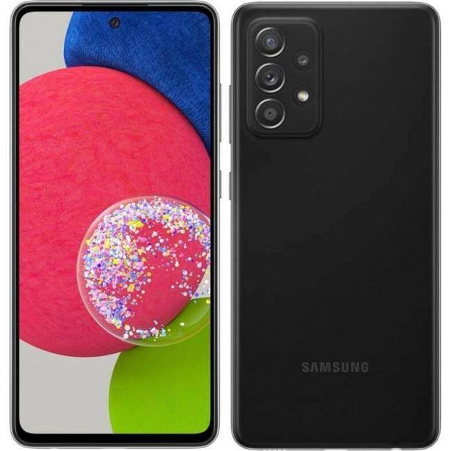 SAMSUNG GALAXY A52s A528 128GB 6GB 5G DUAL BLACK EU