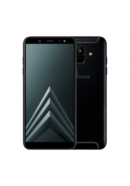 SAMSUNG GALAXY A6 2018 A600 32GB SINGLE BLACK EU