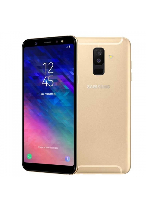 SAMSUNG GALAXY A6 PLUS 2018 A605 DUAL 32GB GOLD EU