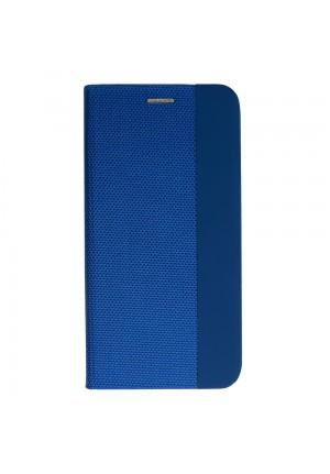 ΘΗΚΗ ΓΙΑ SAMSUNG  GALAXY A71 SENSITIVE BOOK CASE LIGHT BLUE