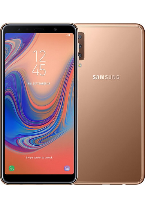 SAMSUNG GALAXY A7 2018 A750 64GB DUAL GOLD EU
