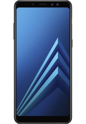 SAMSUNG GALAXY A8 A530 2018 DUAL BLACK EU