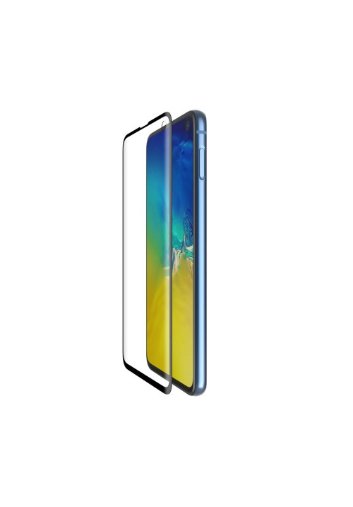 Tempered Glass 9h Blue Star for Samsung Galaxy A80 5D Full Glue Case