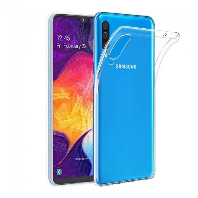 Θήκη για Samsung Galaxy A80 Tpu Clear 0.3mm