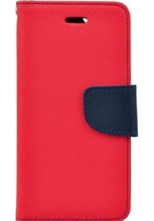 Θήκη για Samsung Galaxy A80 Fancy Book Red Navy