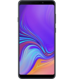 SAMSUNG GALAXY A9 2018 A920 128GB SINGLE BLACK EU (ΕΚΘΕΣΙΑΚΟ)