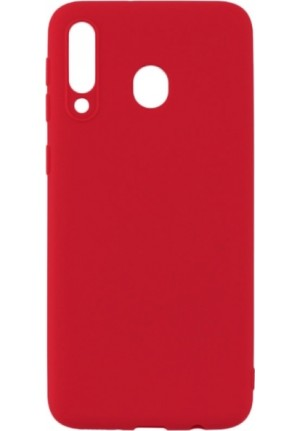 ΘΗΚΗ ΓΙΑ SAMSUNG A20S SENSO SOFT TOUCH RED SESTSAMA20SR