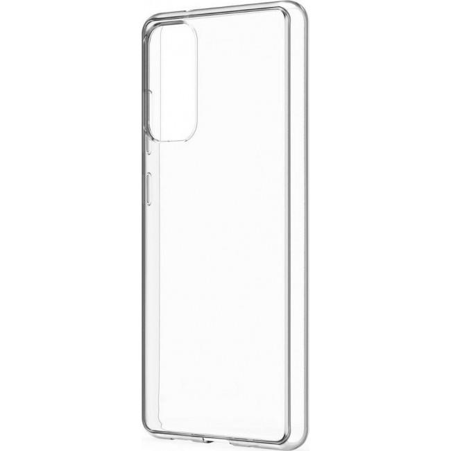 ΘΗΚΗ ΓΙΑ SAMSUNG GALAXY S20 FE 4G/5G TPU CLEAR 0.5mm