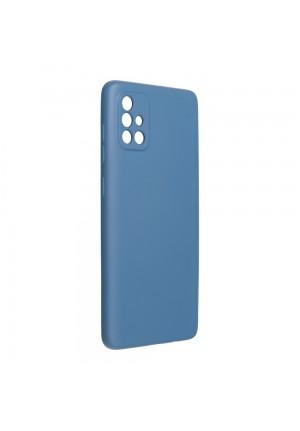 ΘΗΚΗ ΓΙΑ SAMSUNG GALAXY A72 4G/5G FORCELL SILICONE DARK BLUE