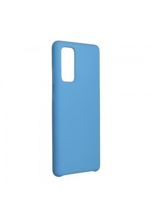 ΘΗΚΗ ΓΙΑ SAMSUNG GALAXY S20 FE 4G/5G FORCELL SILICONE DARK BLUE