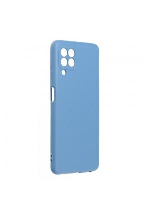 ΘΗΚΗ ΓΙΑ SAMSUNG GALAXY A22 4G FORCELL SILICONE LITE BLUE