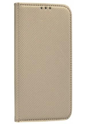 Θήκη για Samsung Galaxy S20 / S11e magnet book case gold