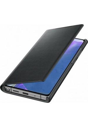 ΘΗΚΗ ΓΙΑ SAMSUNG GALAXY NOTE 20 ORIGINAL LED VIEW BLACK  (EF-NN980PBEGEU)