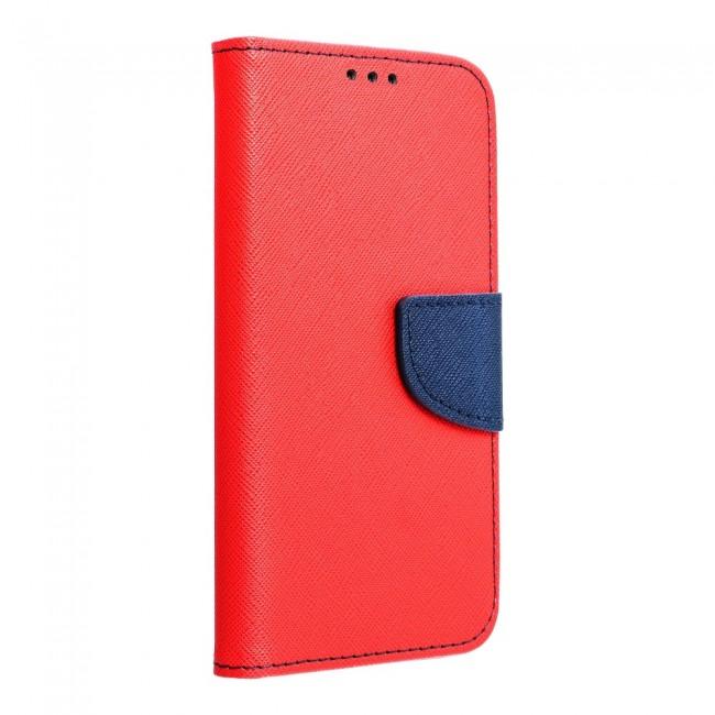 ΘΗΚΗ ΓΙΑ SAMSUNG GALAXY A42 FANCY BOOK CASE RED/NAVY