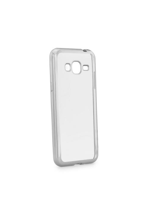 Θήκη για Samsung J3 2017 Electro Jelly Silver