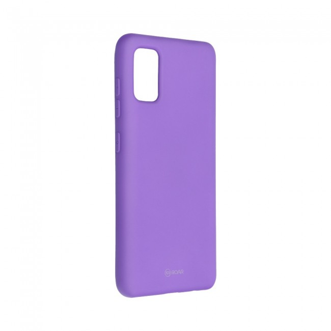 ΘΗΚΗ ΓΙΑ SAMSUNG GALAXY A41 ROAR COLORFUL PURPLE