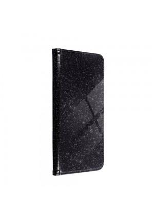 ΘΗΚΗ ΓΙΑ SAMSUNG GALAXY A72 4G FORCELL SHINING BOOK BLACK