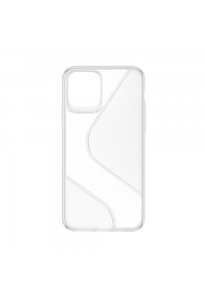 ΘΗΚΗ ΓΙΑ SAMSUNG GALAXY A51 FORCELL S-CASE CLEAR