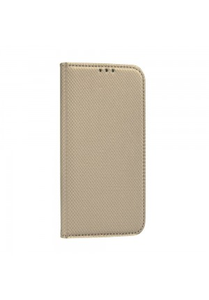 Θήκη για Samsung Galaxy S20 / S11e magnet book case gold