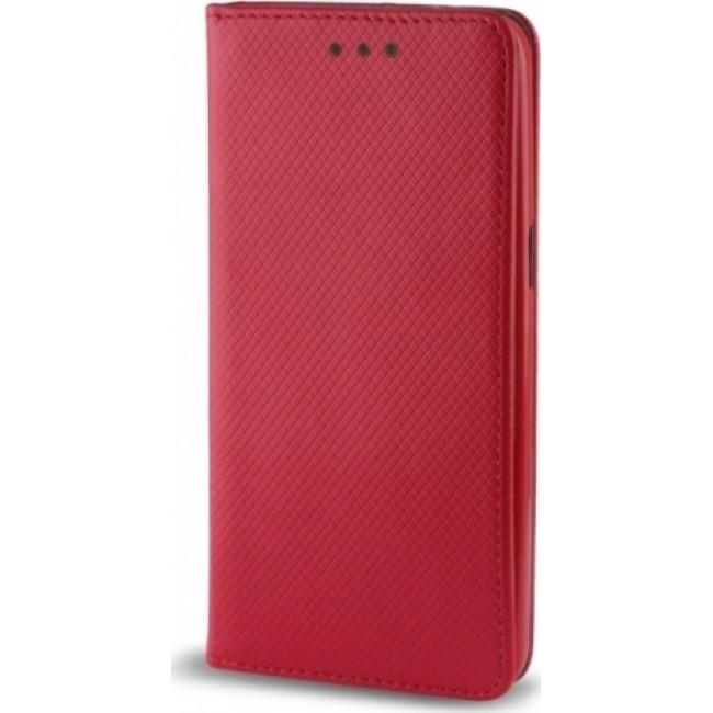 ΘΗΚΗ ΓΙΑ SAMSUNG A50/A30S/A50S SENSO MAGNET BOOK RED BMSAMA50R