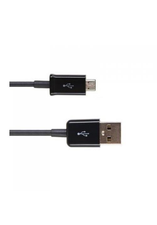 Καλώδιο Φόρτισης Samsung Cable Micro Usb ECB-DU5ABE Black Bulk