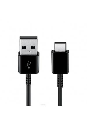 Καλώδιο Φόρτισης Samsung Type C 1.5m EP-DW700CBE Black Bulk