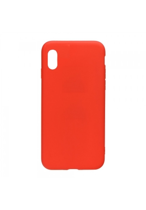 Θήκη για Samsung Galaxy A10 Forcell Soft Red