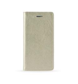 Θήκη για Samsung Galaxy A20e Magnet Book Gold