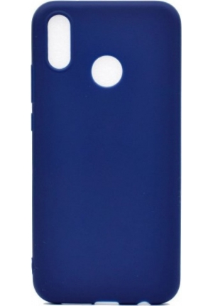 Θήκη για Samsung Galaxy A40 Forcell Silicone Blue