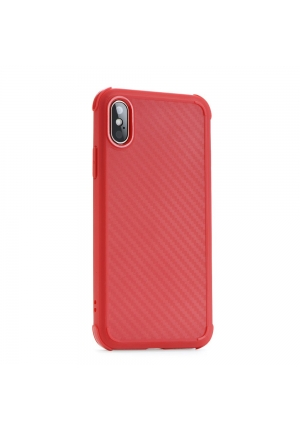Θήκη για Samsung Galaxy A40 Roar Armor Carbon Red