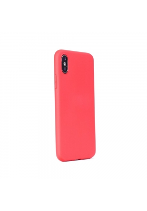 Θήκη για Samsung Galaxy A40 Forcell Soft Magnet Red