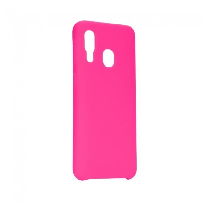 Θήκη για Samsung Galaxy A40 Forcell Silicone Pink